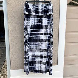 NEW! Calvin Klein Pull-On Maxi Skirt XL 14/16
